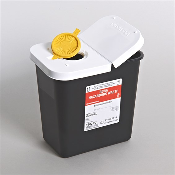 2 Gallon Covidien Rcra Container Stericycle