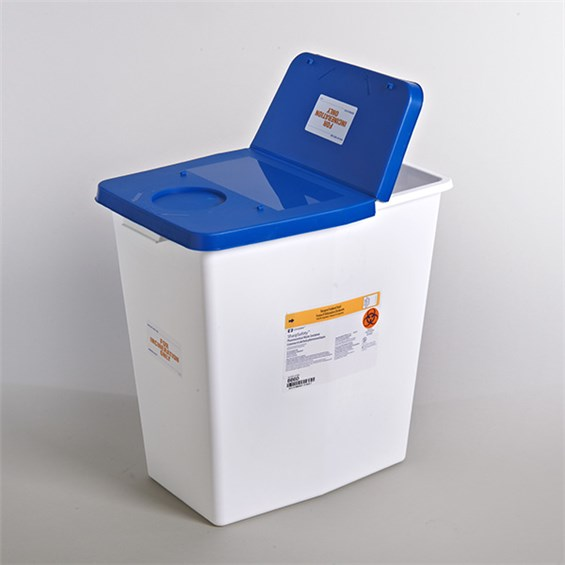 12 Gallon Covidien Pharmaceutical Waste Container Stericycle