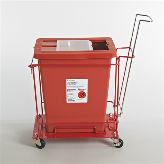 Covidien Cart For 8 12 And 18 Gallon Containers Stericycle