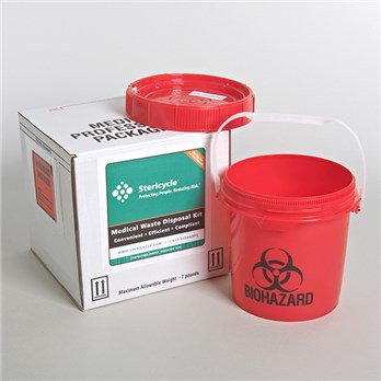 1 Gallon Medical Waste Mailback System