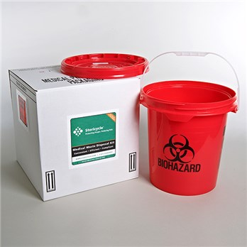 5 Gallon Medical Waste Mailback System