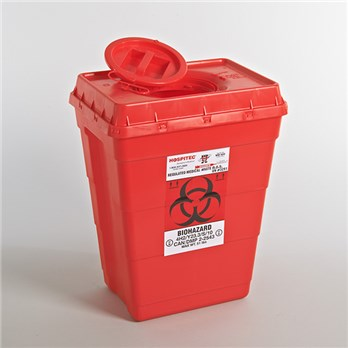 12 Gallon Hospitec PGII Sharps Container