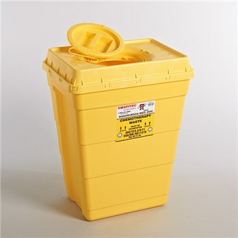 Hospitec 12 Gallon PGII Chemotherapy Container