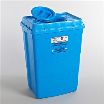 18 Gallon Hospitec Pharmaceutical Waste Container