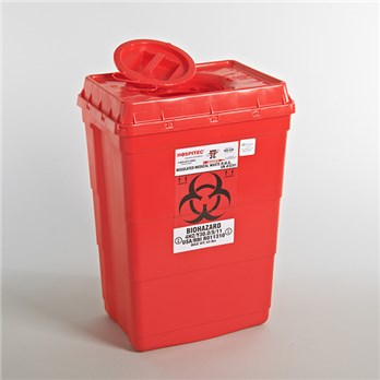 18 Gallon Hospitec PGII Sharps Container