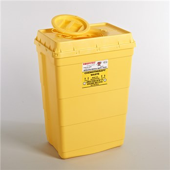 Hospitec 18 Gallon PGII Chemotherapy Container