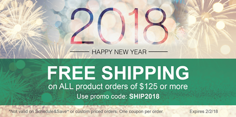 New year FREE shipping!