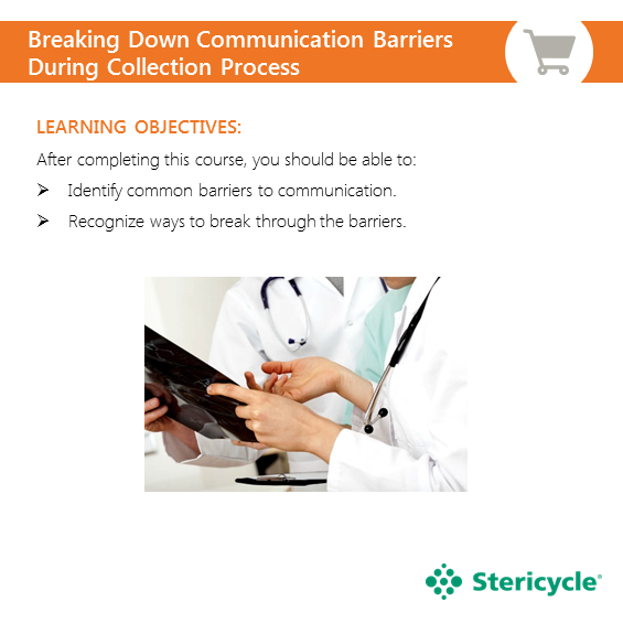 Breaking Down Communication Barriers During Collection ...